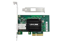 深圳联瑞(LR-LINK)Tehuti主控万兆单口网卡席卷海外市场