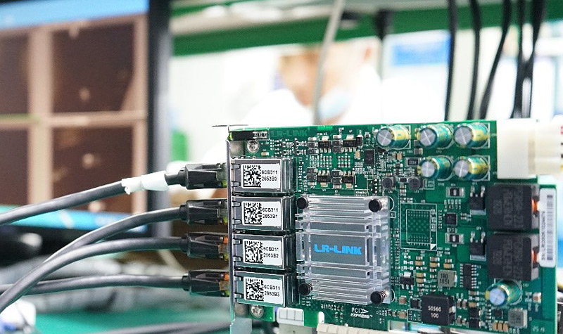 PCB贴片(SMT)机器视觉检测系统方案