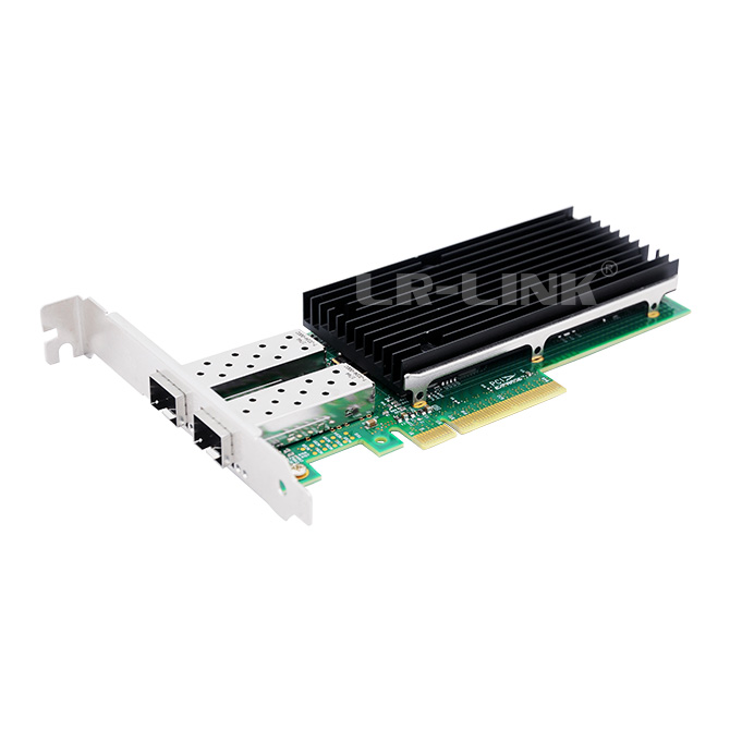 PCIe V3.0 x8 25G双光口服务器网卡(基于Intel XXV710)