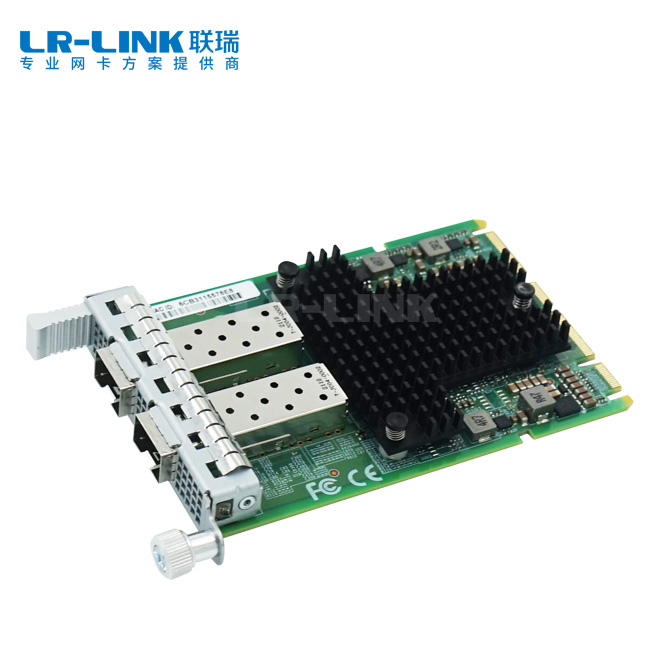 OCP 3.0 双光口25G SFP28以太网服务器适配器(基于Qlogic主控)