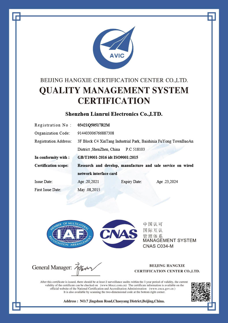 ISO9001:2021